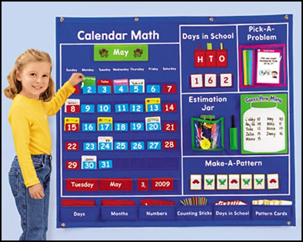 Kindergarten Calendar Math Ideas : Great question from a schoolgirl style fan… schoolgirlstyle