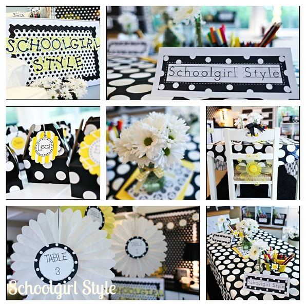 Classroom Decor Trends ~ Classroom decorating trends for schoolgirlstyle