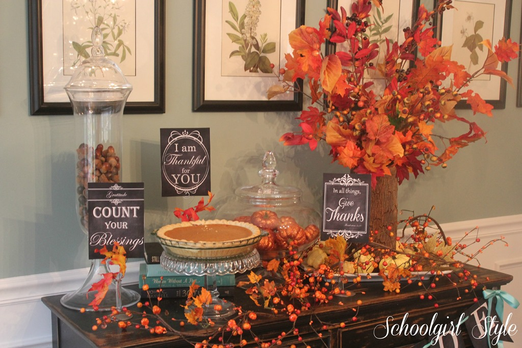 28 thanksgiving home decorations top 10 for Thanksgiving home ideas