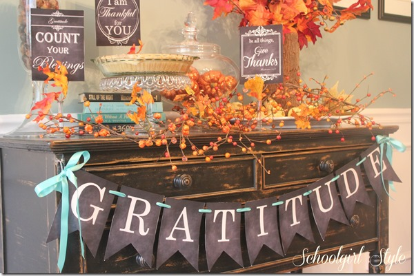 Celebrate Thanksgiving with SGS
