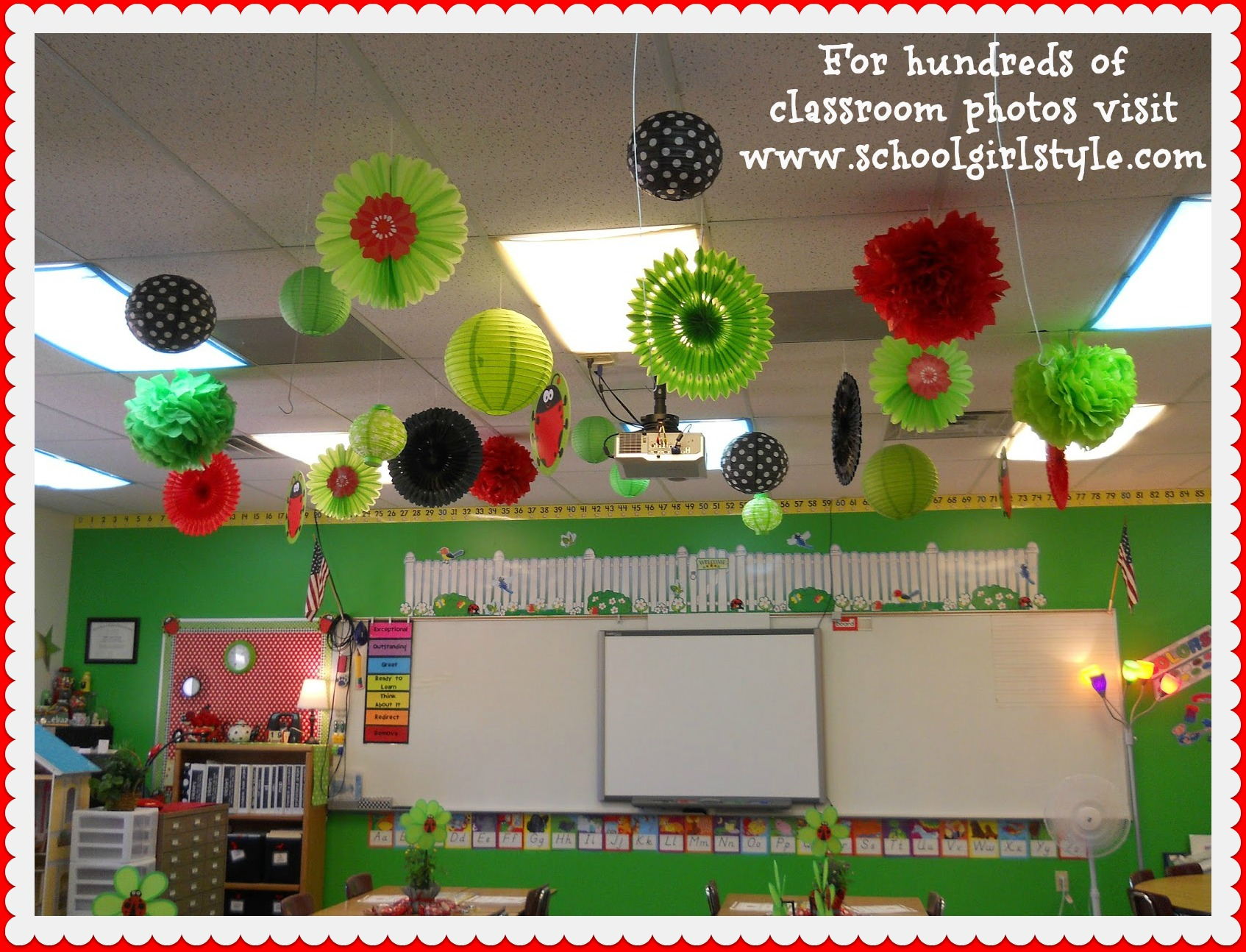 Ladybug Classroom Decoration Ideas ~ Ladybug classroom decorations pictures to pin on pinterest