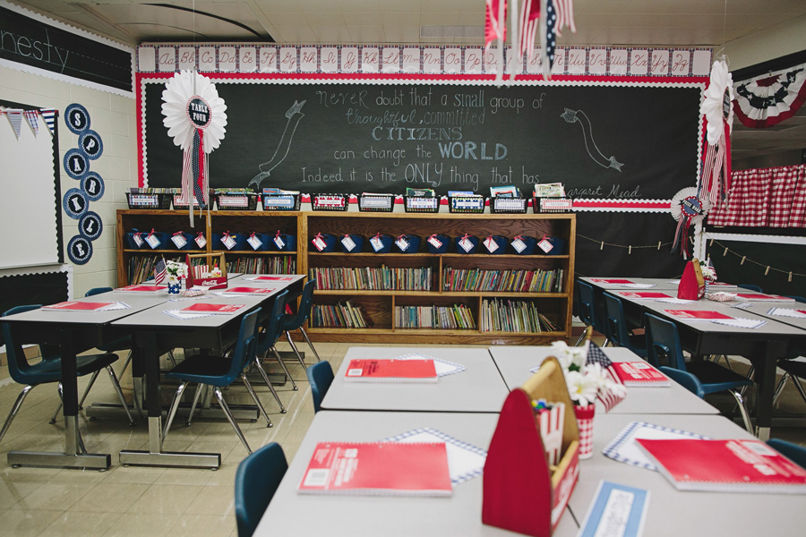 County Fair Classroom Theme