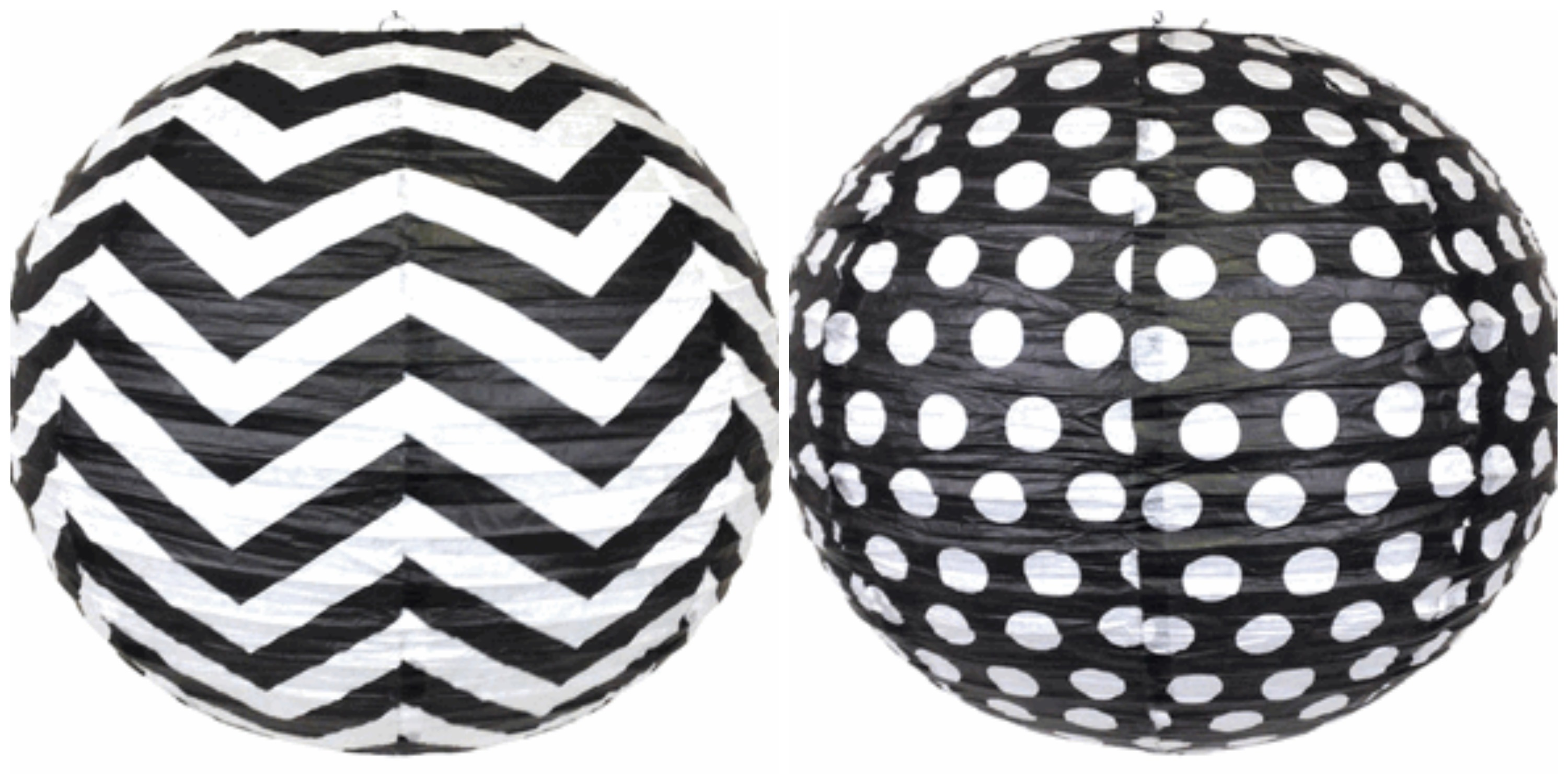 Black And White Chevron Polka Dots Clroom Decor By School Style