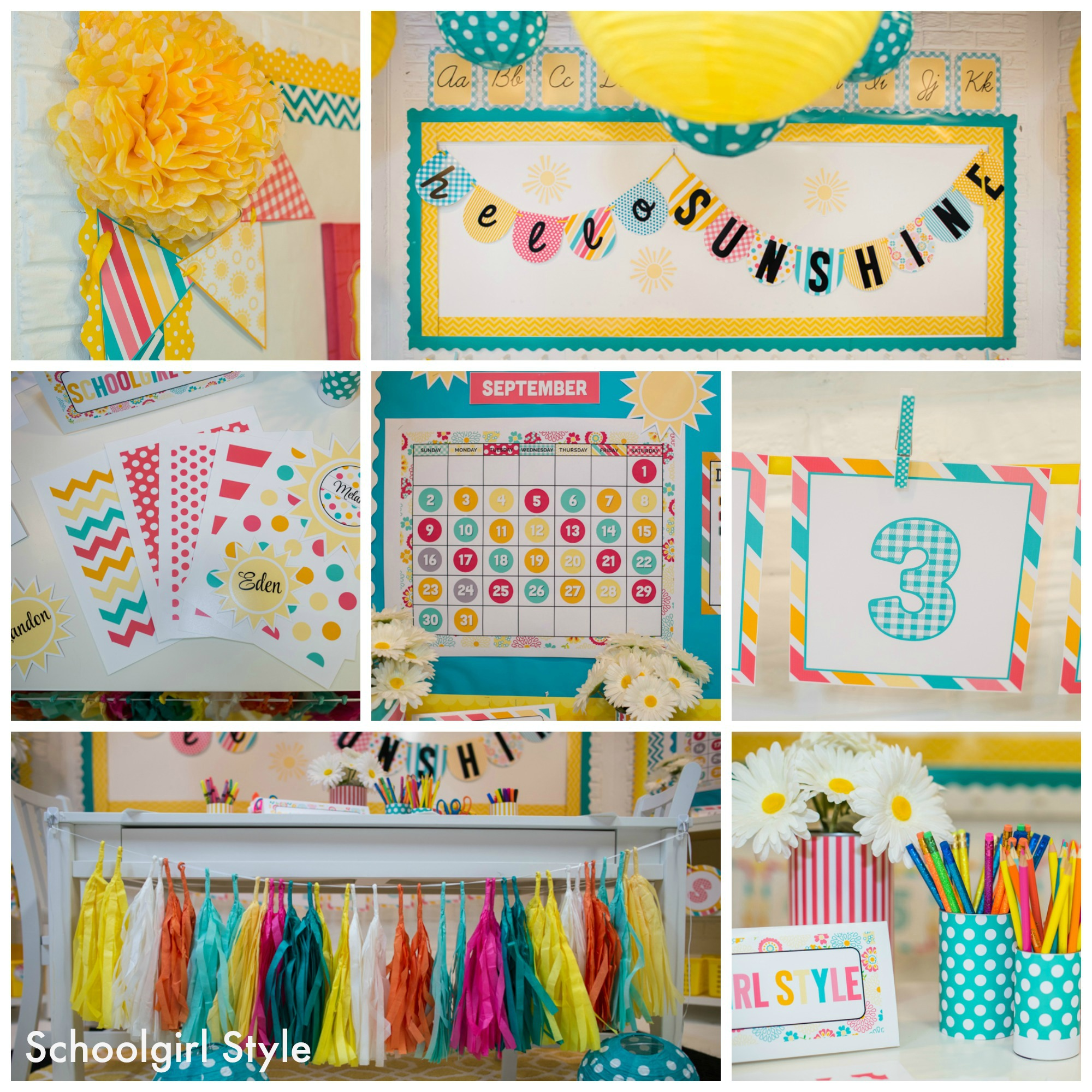 Ideas Of Classroom Decoration : Beautiful classroom decoration ideas for kindergarten