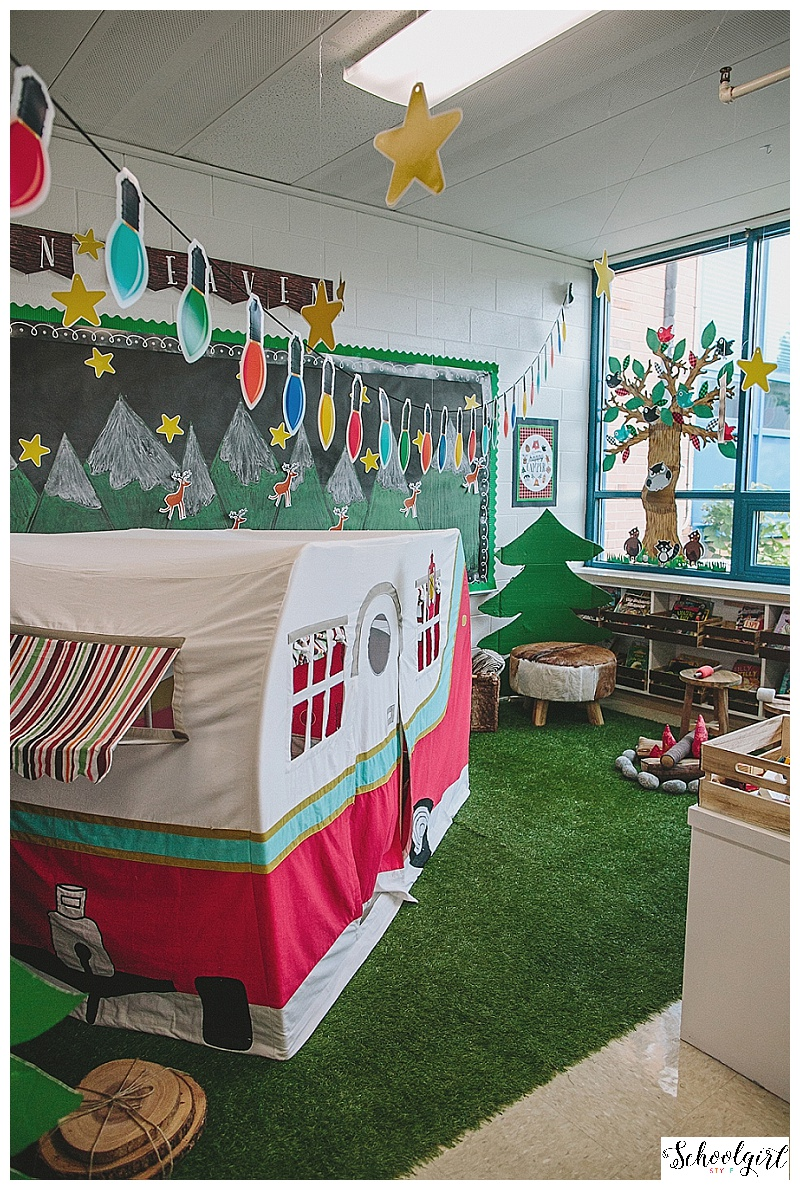 Classroom Decoration Ideas For Nursery ~ Introducing quot happy camper classroom theme