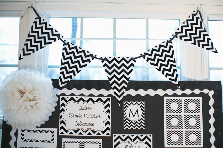 Chevron Chic Clroom Collections